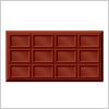 バレンタインチョコには必須の板チョコレート