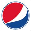 飲料メーカーPEPSI(ペプシ)のロゴ