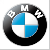 ドイツの自動車 エンジン メーカーBMWのロゴ