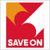 コンビニ セーブオン(SAVE ON)のロゴ