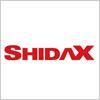 シダックス(shidax) のロゴ