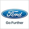 自動車メーカー フォード・モーターのロゴ