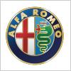 アルファ・ロメオ(Alfa Romeo )のロゴ