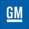 ゼネラルモーターズ(略称GM) のロゴ