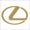 トヨタの高級車ブランド、レクサス(Lexus)のロゴ