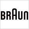 電気シェーバーや電動歯ブラシで有名なブラウン(Braun)のロゴマーク