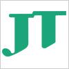 日本たばこ産業株式会社、JTのロゴ