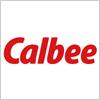 ポテトチップのカルビー(calbee)のロゴ