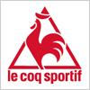フランスのスポーツ用品メーカー、ルコックスポルティフ (Le Coq Sportif)のロゴ