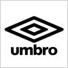 サッカー・ラグビー用品ブランド、アンブロ(UMBRO)のロゴ