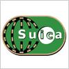 Suica(スイカ)のロゴアイコン