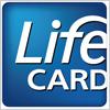 ライフカード(Life CARD)のロゴマーク