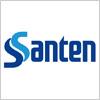 参天製薬(Santen)のロゴマーク