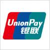 中国銀聯(Union Pay)のロゴマーク