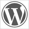 WordPress(ワードプレス)のロゴマーク