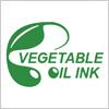 植物油インキを使用していることを示すマーク