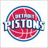 デトロイト・ピストンズのロゴマーク