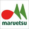 スーパーマーケット、マルエツのロゴマーク