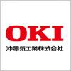 沖電気工業 (OKI)のロゴマーク