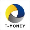 Tマネー(T-MONEY)のロゴマーク