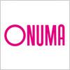 大沼(ONUMA)のロゴマーク
