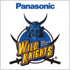 パナソニック ワイルドナイツ(WILD KNIGHTS)のロゴマーク