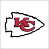 カンザスシティ・チーフス(Kansas City Chiefs)のロゴマーク