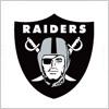 オークランド・レイダーズ(Oakland Raiders)のロゴマーク