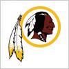 ワシントン・レッドスキンズ(Washington Redskins)のロゴマーク