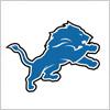デトロイト・ライオンズ(Detroit Lions)のロゴマーク