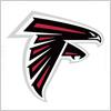 アトランタ・ファルコンズ(Atlanta Falcons)のロゴマーク
