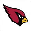アリゾナ・カーディナルス(Arizona Cardinals)のロゴマーク