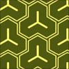毘沙門亀甲柄のパターン