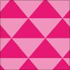 鱗紋柄のパターン