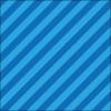 青い斜線のパターン