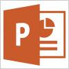マイクロソフト・パワーポイント(Microsoft PowerPoint)のロゴマーク