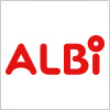 ALBi(アルビ)のロゴマーク