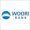 Woori Bank(ウリィ銀行)のロゴマーク