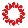 埼玉県章のロゴ・シンボルマーク