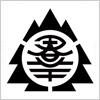 群馬県章のロゴ・シンボルマーク