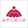 京都市勧業館 みやこめっせのロゴマーク