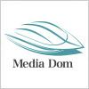北九州メディアドームのロゴマーク