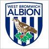 ウェスト・ブロムウィッチ・アルビオンFCのロゴマーク