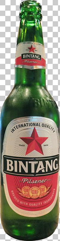 海外の瓶の切り抜き透過画像