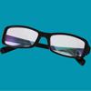 黒縁メガネの切り抜き透過画像