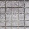 正方形のブロック塀のテクスチャー