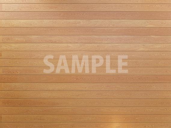 ローリングのような薄い木材を並べたテクスチャー