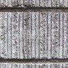 石のブロック塀のテクスチャー