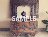 バリの家具