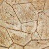 ンダムに並べられた石のブロック
